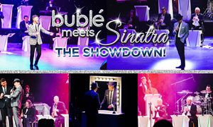 Buble meets Sinatra: The Showdown