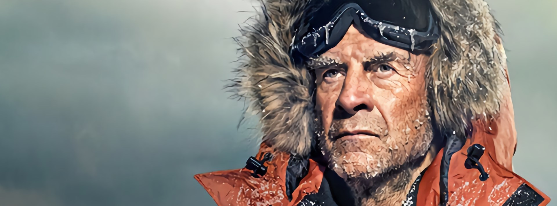 Sir Ranulph Fiennes – Living Dangerously